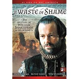 Waste of Shame