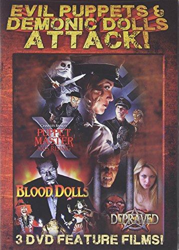 Evil Puppets & Demonic Dolls Attack!