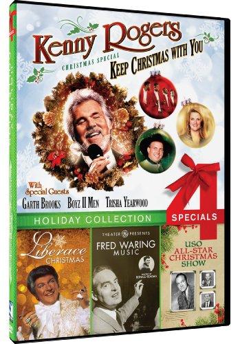 Kenny R-Christmas/Liberace Christmas/Ge Theatre/Al