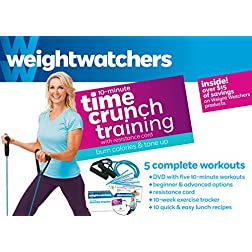 Weight Watchers: 10-Minute Time Crunch Training Kit