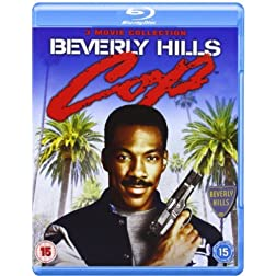 Beverly Hills Cop Triple [Blu-ray]