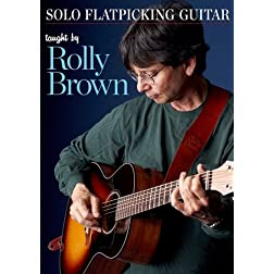 Solo Flatpicking Guitar