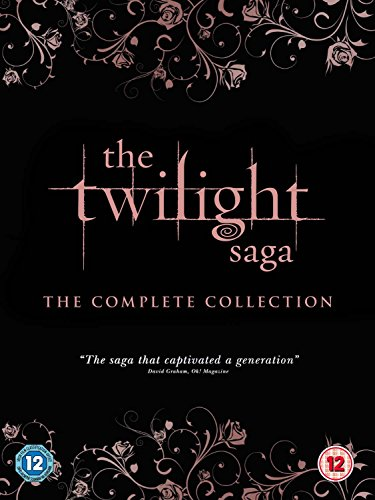 Twilight Complete [Blu-ray]