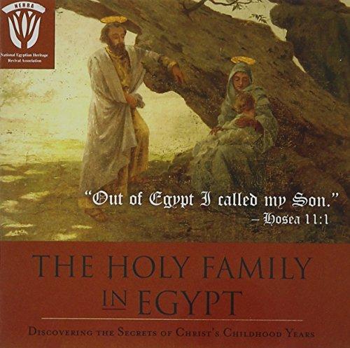 Jesus & Holy Family Escape to Egypt