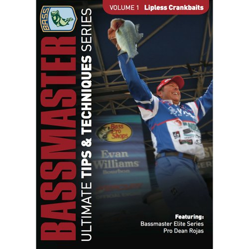 Bassmaster: Ultimate Tips and Techniques V1 lipless Crankbaits