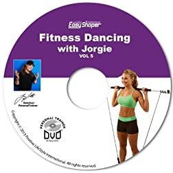Easy Shaper Fitness Dancing with Jorgie