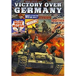 WWII - Victory Over Germany: Brief For Invasion / Victory Over Germany / America's Call to Arms / New Thrills of 1942