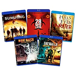 Fox Sear/thriller Bd Bundle-az [Blu-ray]