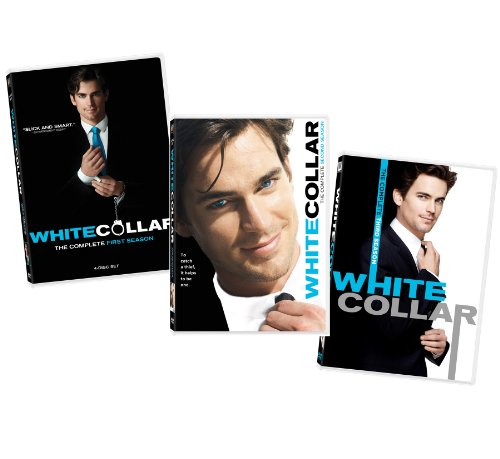 White Collar Ssn1-3 Bundle-az