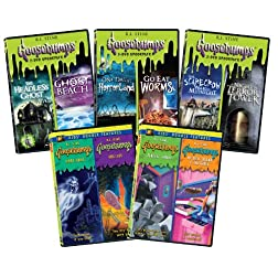 Goosebumps Df Bundle-az