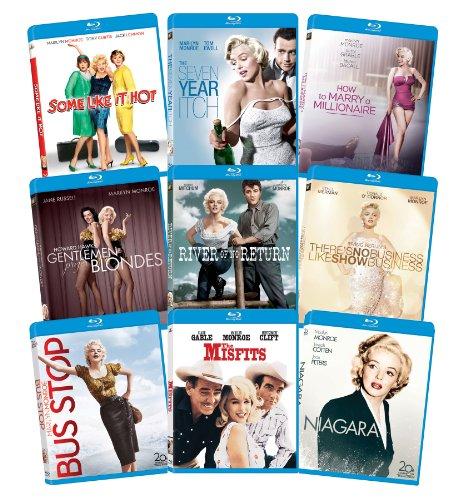 Marilyn Monroe Bd Bundle-az [Blu-ray]