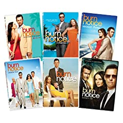 Burn Notice Ssn1-6 Bundle-az