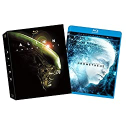 Prometheus+alien Bd Bundle-az [Blu-ray]