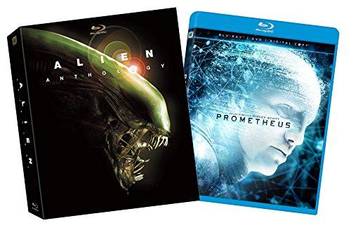 Prometheus+alien Bd Bundle-az [Blu-ray]