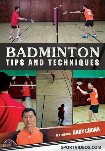 Badminton Tips and Techniques featuring Coach Andy Chong