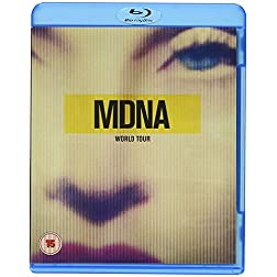 Madonna: The MDNA Tour [Blu-ray] (2013)