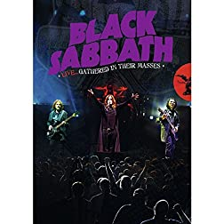 Black Sabbath...Live Gathered in Their Masses