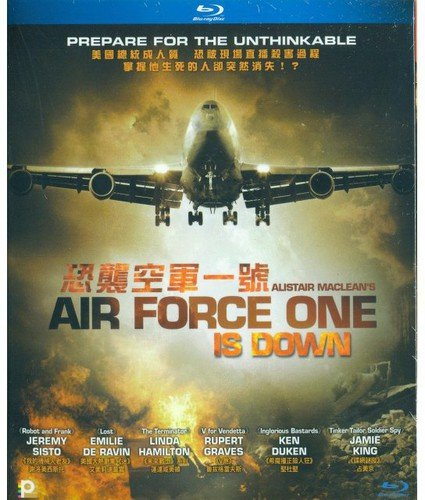 Air Force One Is Down [Blu-ray]
