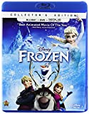Get Frozen On Blu-Ray