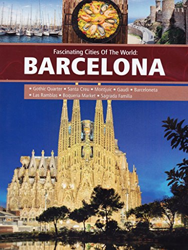 Fascinating Cities of the World-Barcelona