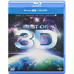 Best of 3d [Blu-ray]