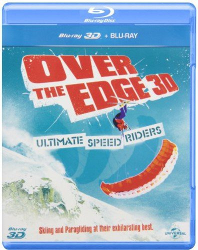 Over the Edge 3d [Blu-ray]
