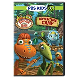 Dinosaur Train-Adventure Camp