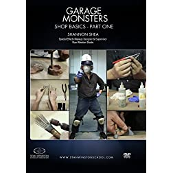 Garage Monsters- Shop Basics