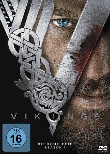 Vikings Staffel 1 (3 DVDs)