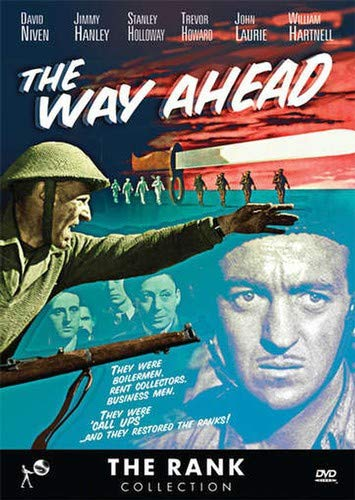 The Way Ahead [Blu-ray]