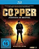 Copper - Justice is Brutal: Staffel 1 [Blu-ray]