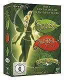 TinkerBell / TinkerBell - Die Suche nach dem verlorenen Schatz / Die großen Feenspiele (3 DVDs)