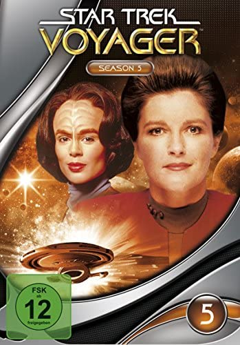 Star Trek Voyager Season 5 (7 DVDs)