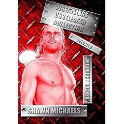 Wrestlings Unreleased Vol 2: Shawn Michaels