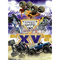 Monster Jam World Finals 2014