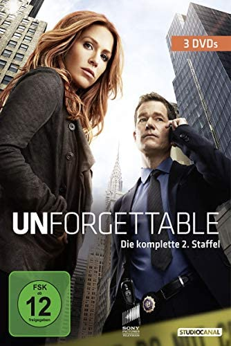 Unforgettable Staffel 2 (3 DVDs)
