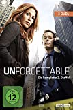 Unforgettable - Staffel 2 (3 DVDs)