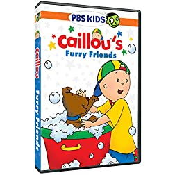 Caillou: Caillous Furry Friends