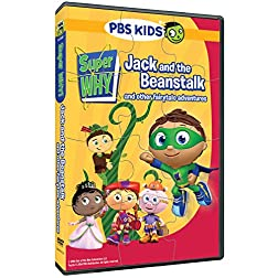 Super Why: Jack & The Beanstalk & Other Fairytale