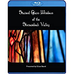 Stained Glass Windows of the Shenandoah Valley - Blu-ray [Blu-ray]