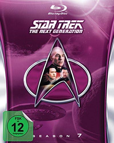 Star Trek - Next Generation Season 7 [Blu-ray]