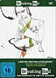 Breaking Bad - Season 3 (Steelbook) (Limited Edition) (4 DVDs)