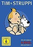 Tim und Struppi - Collection 1 (4 DVDs)