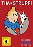 Tim und Struppi - Collection 2 (4 DVDs)
