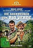 Die Abenteurer vom Rio Verde - Der komplette Vierteiler (2 DVDs)