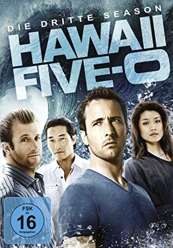 Hawaii Five-0 Season 3 (7 DVDs)