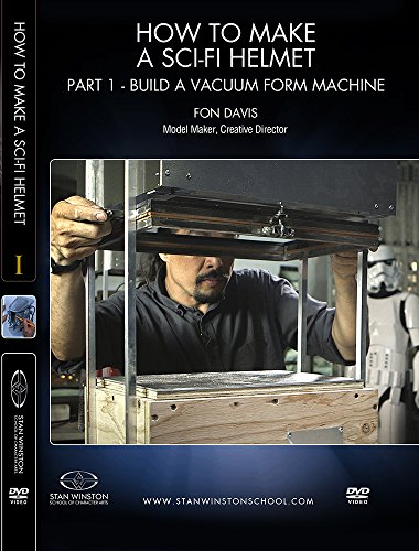 How to Make A Sci-Fi Helmet Part 1: Build a Vacuum Form Machine