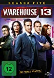 Warehouse 13 - Season 5 (2 DVDs)