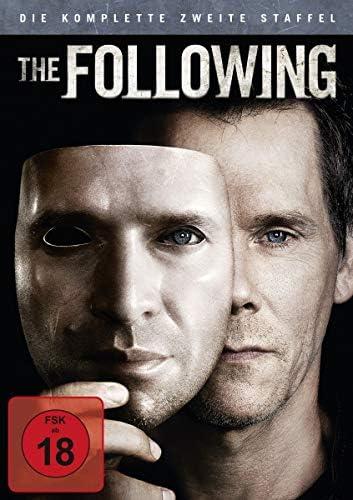 The Following Staffel 2 (4 DVDs)