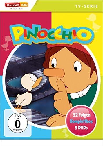 Pinocchio Komplettbox (9 DVDs)